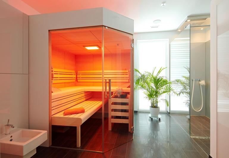 Sauna myLIVING Varo PremiumSauna